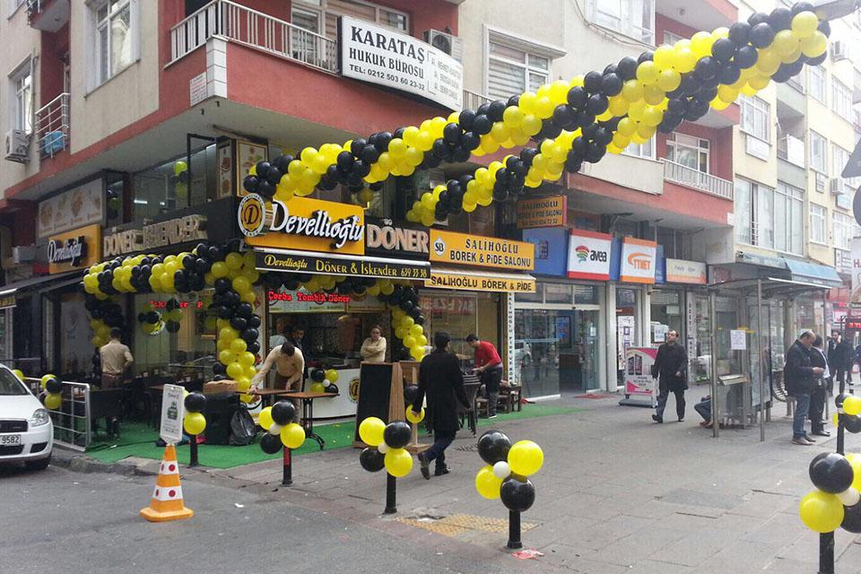 Açılış Organizasyonu